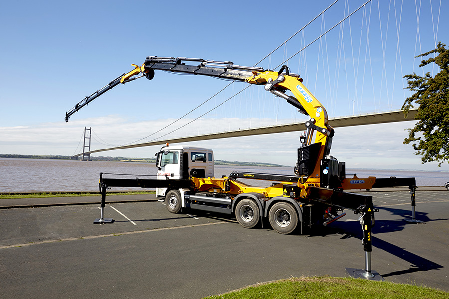 Our Concept Of Quot Mini Mobile Crane Quot Effer Combinations For