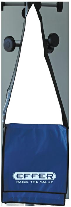 Blue Shopper