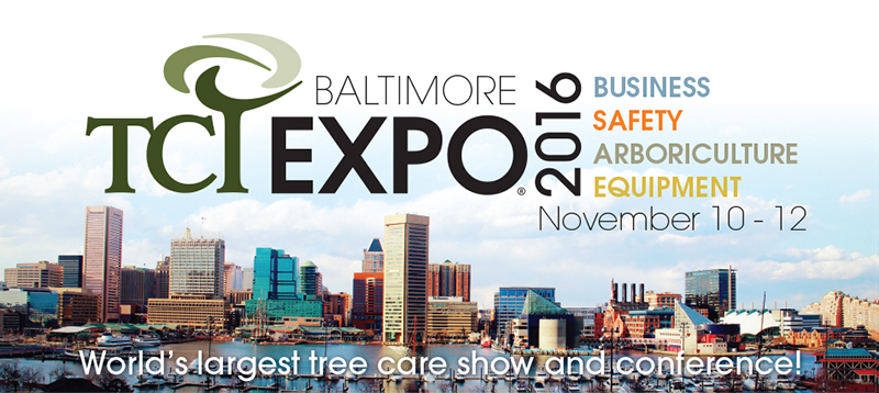 Save the Date Header TCI EXPO 2016