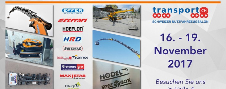 Flyer Messe Bernexpo