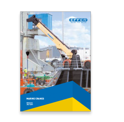 MARINE CRANES CATALOGUE